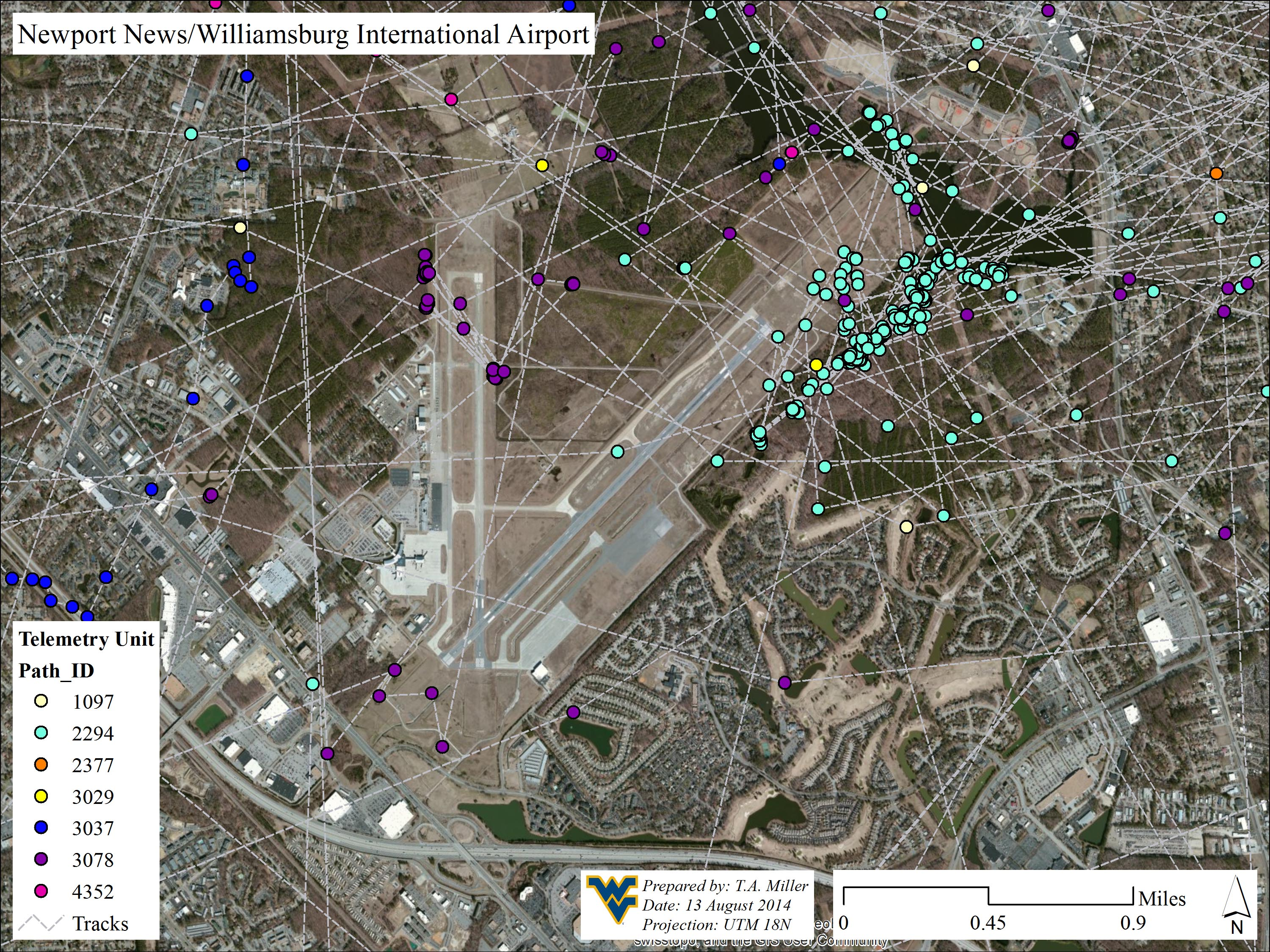 airfield and eagles example 2